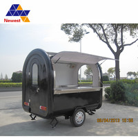 NT 220B food vending truck ,fast food cart/bbq trailer for sale ,food trucks /ice cream cart for sale