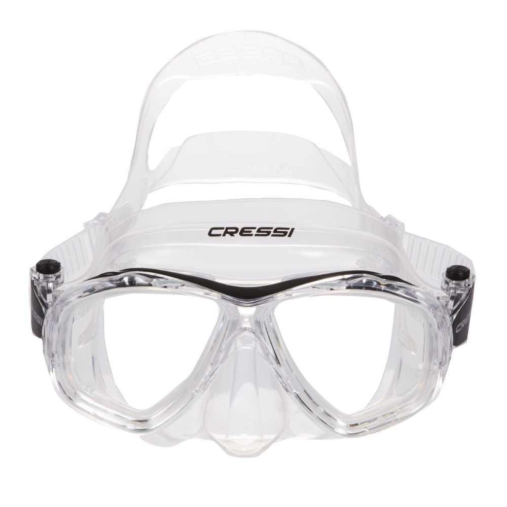 CRESSI Ikon Freediving Masker Volume Rendah Multiusage Menyelam Masker Scuba Menyelam Masker untuk Orang Dewasa Pria Wanita 2018 Baru