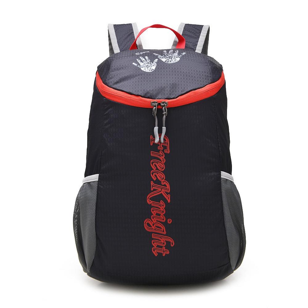 Schoolbags upscale portable folding lightweight backpack shoulder bag men and women mountaineering bags waterproof bag FK0727 [sa] new original special sales balluff sensor bes m12mg psc80f bv02 spot 2pcs lot