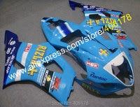 Hot Sales,Custom Motorbike Set For Suzuki GSXR 1000 K3 2003 2004 RIZLA GSX R1000 03 04 GSXR1000 Fairing Kit (Injection molding)