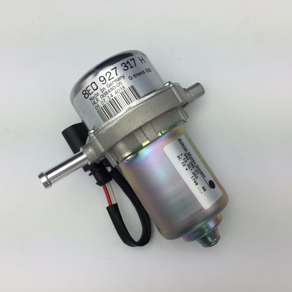 Pour VW Passat Touareg Audi A6 C5 Q7 R8 frein Booster pompe à vide électrique 8E0 927 317 E