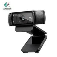 로지텍 프로 C920 HD 1280 마력 웹캠 비디오 녹화 15 만 화소 CMOS 30FPS 윈도우 10/8/7