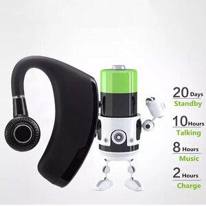 Image 4 - Heaton Bluetooth Không Dây Tai Nghe HD Âm Thanh Stereo Với Mic Điều Khiển Bằng Giọng Nói Tay Nghe Tai Nghe Tai Nghe Dành Cho Điện Thoại MÁY TÍNH Văn Phòng