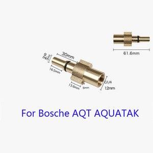 Image 2 - Bagnato Sabbia Blaster Set con 3m di tubo per Nilfisk Bosch AQT Decker Quick Connect di Lavaggio Ad Alta Pressione di Sabbiatura Pressione pistola