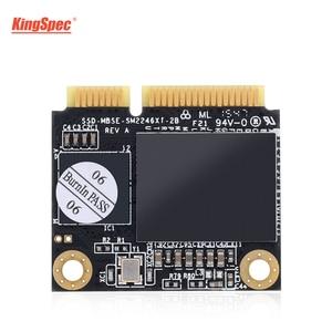 KingSpec mini Half mSATA Internal Solid State Drive Hard Disk Module SSD 500GB/512GB for ASUS K56CM/A56C Computer laptop tablet(China)