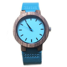 YUELANSHI Retro Bamboo and Wood Couple Watch Fashion Leisure Mens Womens Quartz