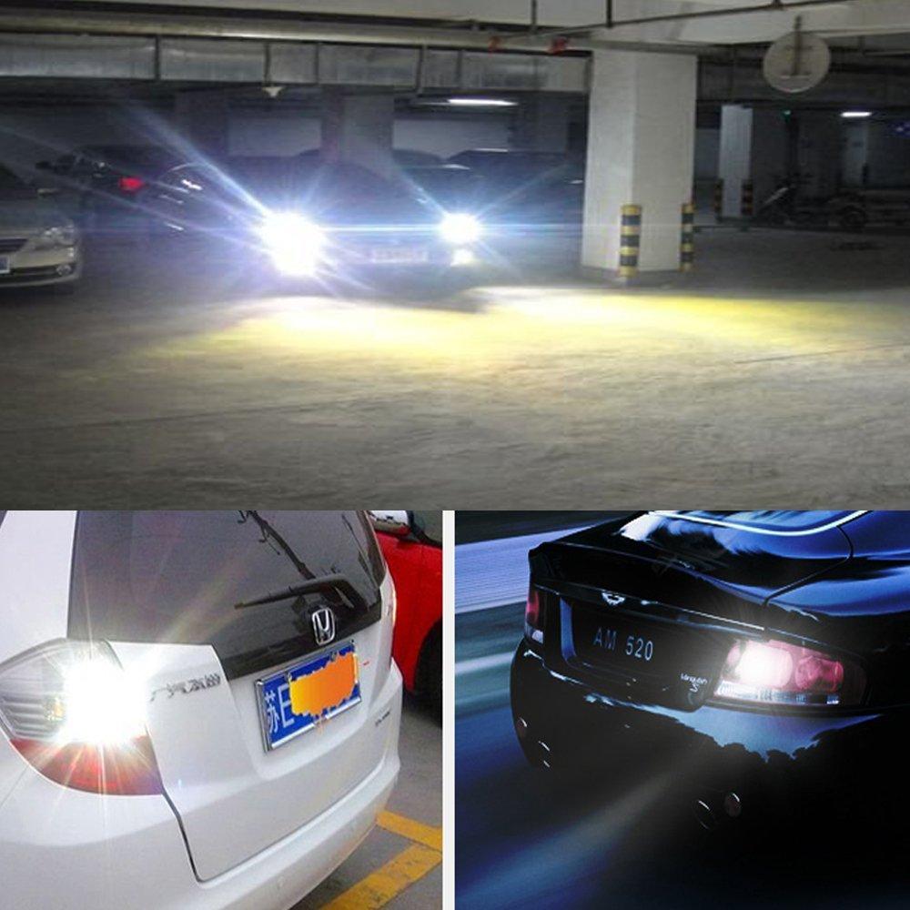 2 հատ հատ Canbus T10 57-SMD 3014 White LED for W5W 194 168 2825 - Ավտոմեքենայի լույսեր - Լուսանկար 6