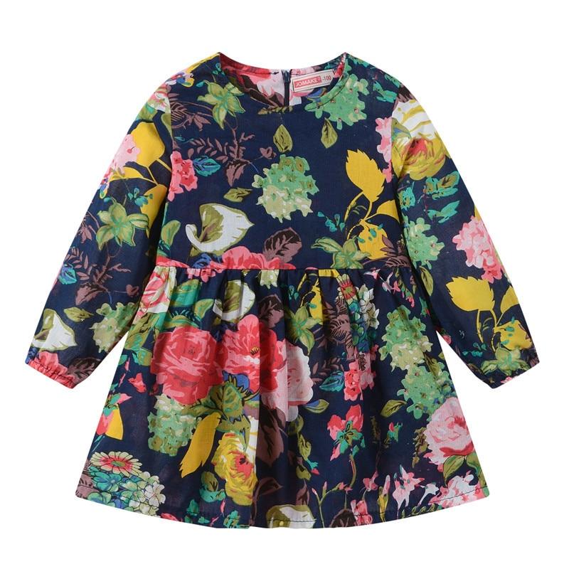 2018 Zomerjurk Meisje Jurk My Little Poli Katoenen Jurk Meisje Dragen - Kinderkleding - Foto 1