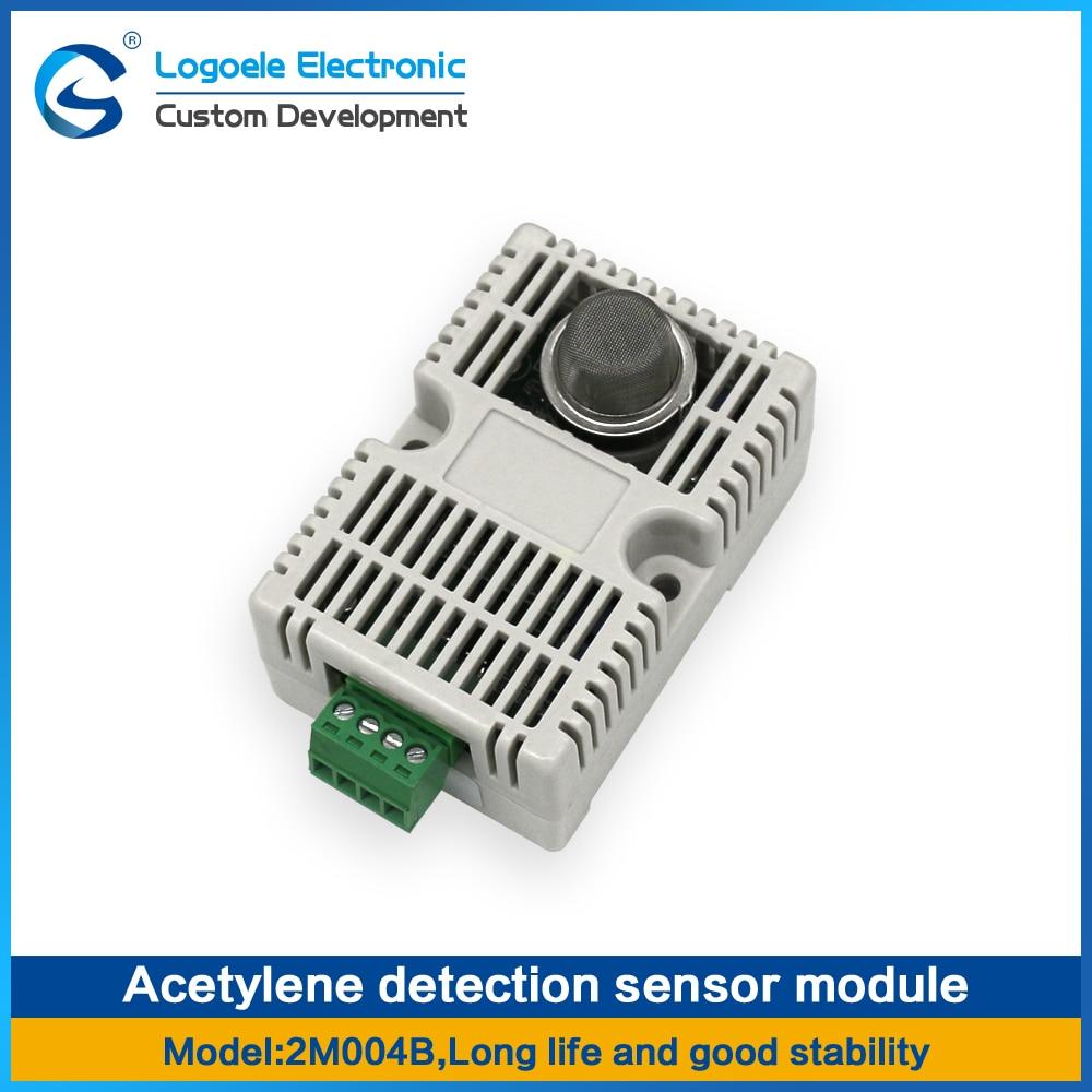 Semi conducting type GAS detection sensor acetylene sensor module