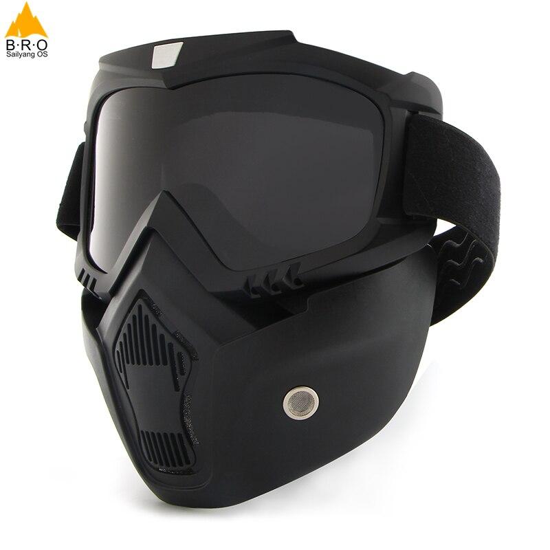 Пыленепроницаемая велосипедная маска для лица, ветрозащитный зимний теплый шарф, сноуборд велосипед, лыжные маски с защитой от УФ-лучей, му...