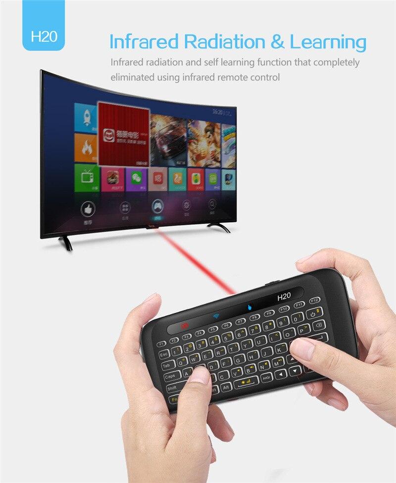 recarregável USB para Caixa de TV Android do Windows