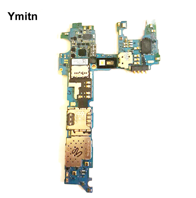 Ymitn unlocked with chips Mainboard For <font><b>Samsung</b></font> <font><b>Galaxy</b></font> note4 <font><b>note</b></font> <font><b>4</b></font> n910F LTE <font><b>Motherboard</b></font> Flex cable Europe version Logic Boards image