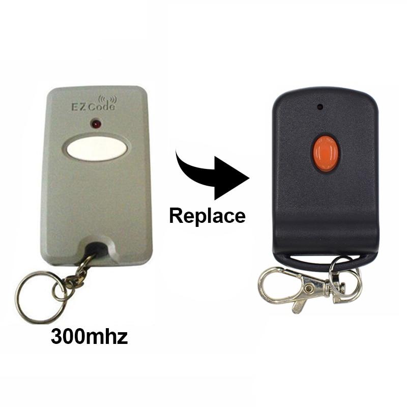 Garage Door Mini Remote Control Gate Opener Transmitter 300Mhz Wireless