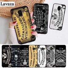 Lavaza Ouija Board Luxury Coque Silicone Case for Samsung A3 A5 A6 Plus A7 A8 A9 A10 A30 A40 A50 A70 J6 A10S A30S A50S