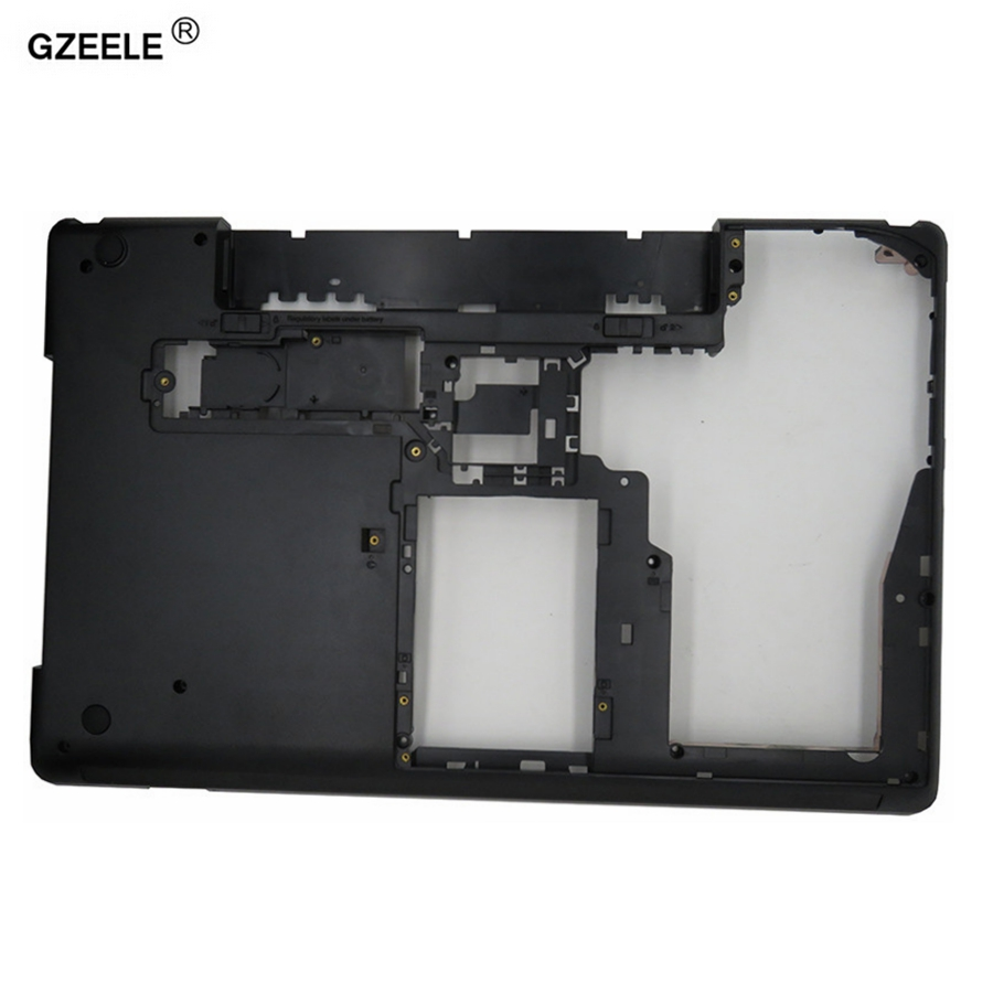 GZEELE NEW laptop Bottom case Base Cover for Lenovo for Thinkpad Edge E530 E535 E530C E545 15.6' MainBoard Casing lower shell gzeele new laptop lcd top cover case for lenovo for thinkpad t450s bottom case base cover 00pa886 am0tw000100 w dock lower case