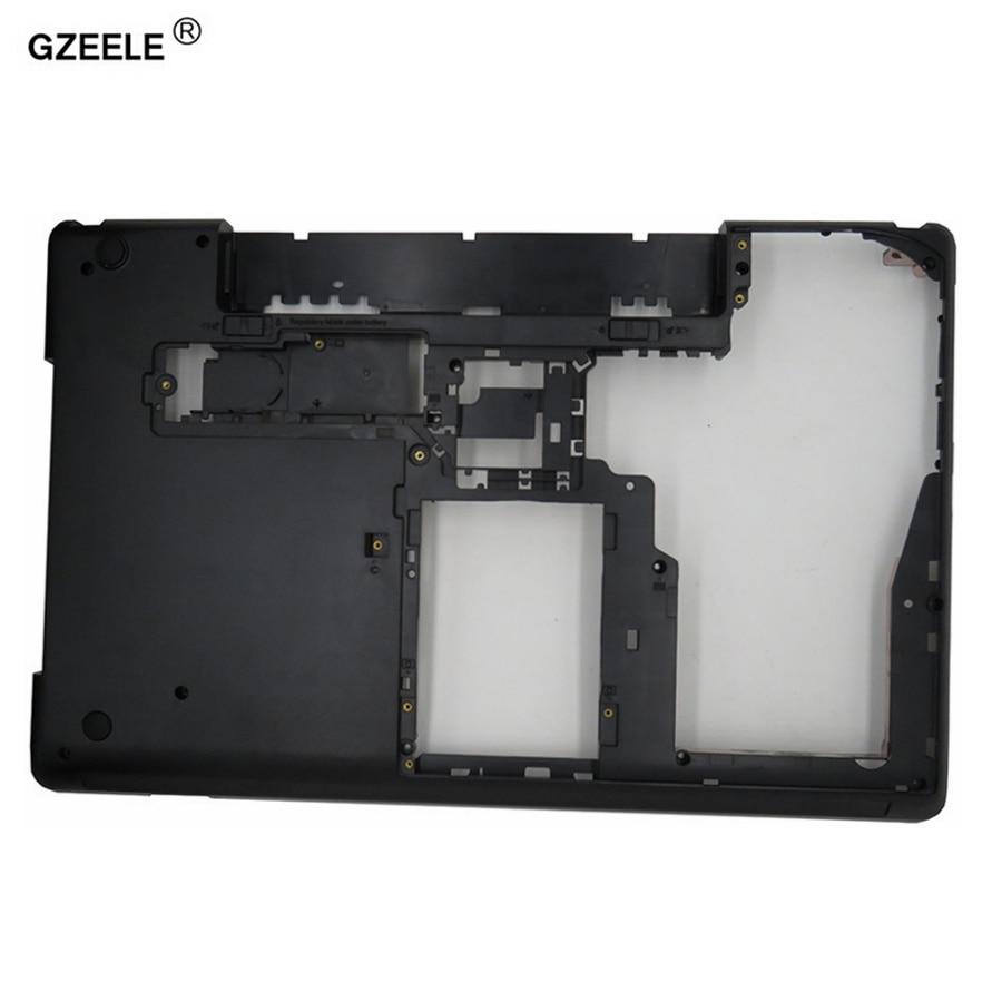 GZEELE NEW laptop Bottom case Base Cover for Lenovo for Thinkpad Edge E530 E535 E530C E545 15.6' MainBoard Casing lower shell