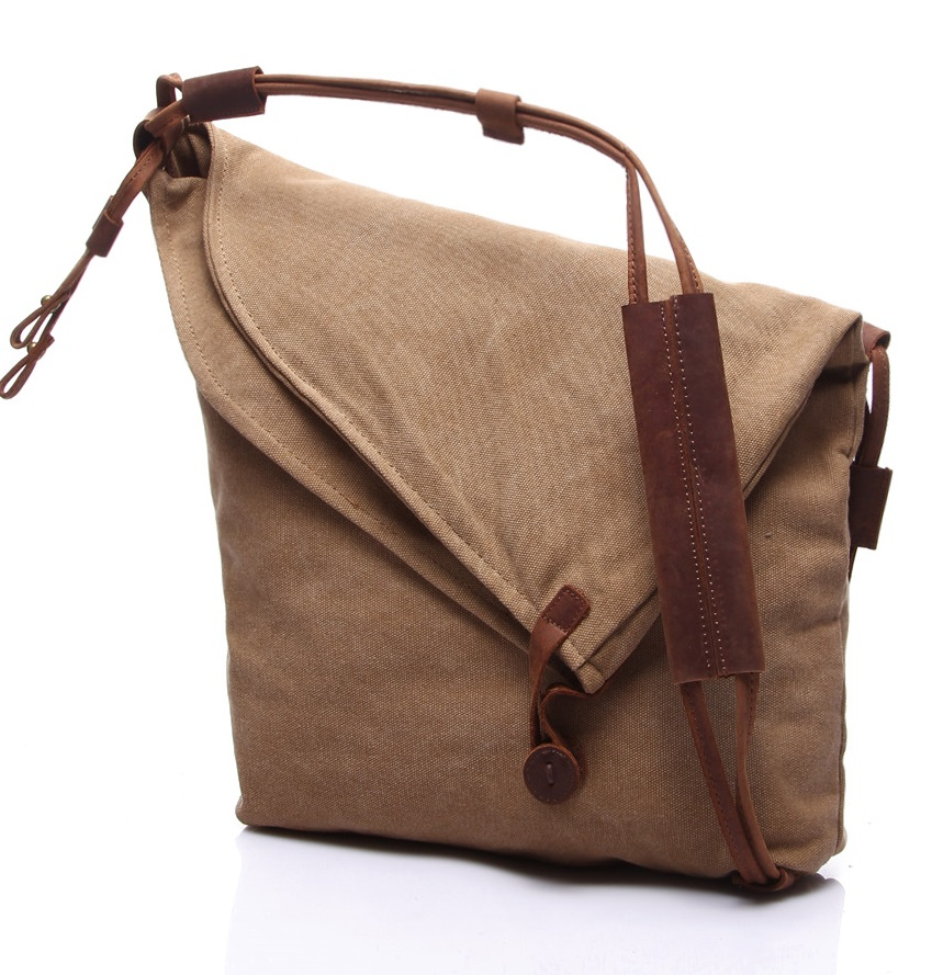 Crazy horse  leather shoulder bag new trend  men and women Canvas Messenger bag 2631# полка дл обуви мастер лана 2 пол 2 1с 1п бук мст пол 1с 1п бк 16