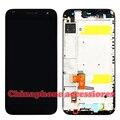 Alta Qualidade Para Huawei Ascend G7 LCD Screen Display Com Tela de Toque Digitador Assembléia + Quadro Preto ou branco Livre grátis