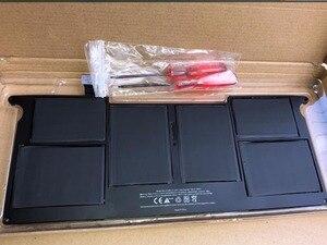 Image 2 - Batterie pour Apple MacBook Air 11 pouces, A1370, Mid 2011 et A1465 (2012 2015), 35wh, 7.3V,Repace: A1406 A1495