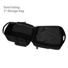 Оригинальная сумка для хранения Drone Phantom 4 из ЭВА, сумка для сумки, рюкзак для RC DJI Phantom 4 Phantom 4pro plus + аксессуары