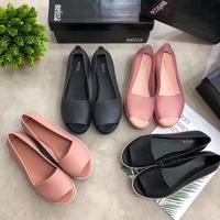 Melissa Shoes Women Sandals Beach Jelly Shoes Mulher Woman Flat Sandals Soft 4 Candy Colors Summer Casual Slip On Sandals