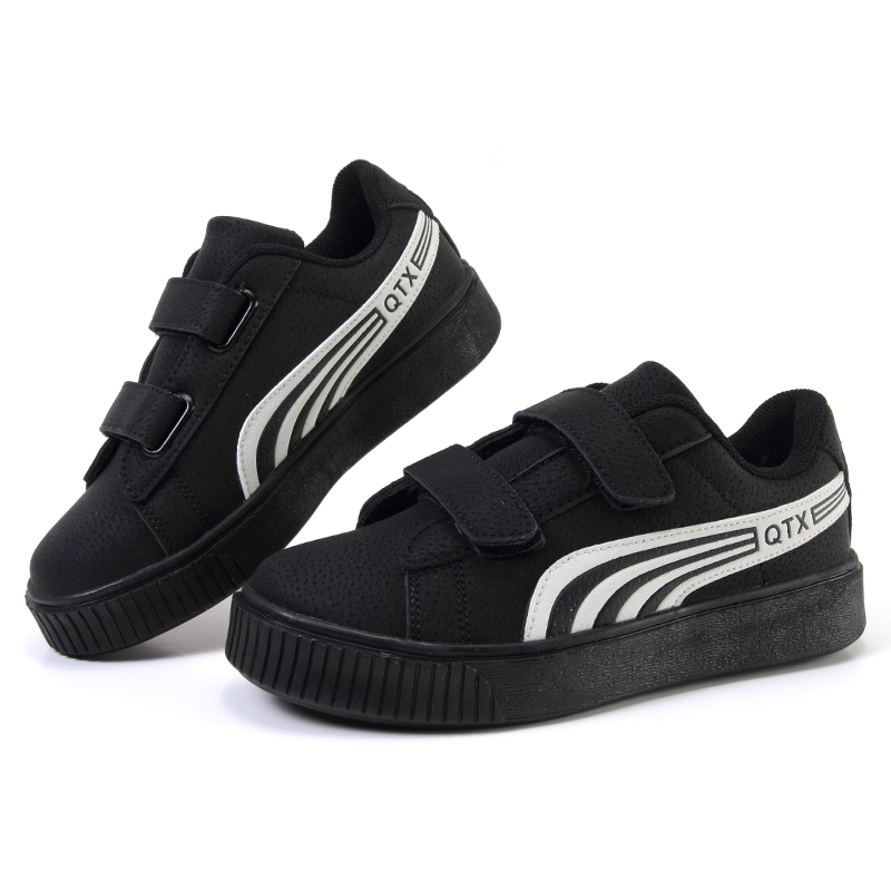2017 New Hot Sell Kids School Sport White Shoes Fashion Sneakers Comfortable For Children Boys Girls Running Kd Shoes new hot sale children shoes comfortable breathable sneakers for boys anti skid sport running shoes wear resistant free shipping