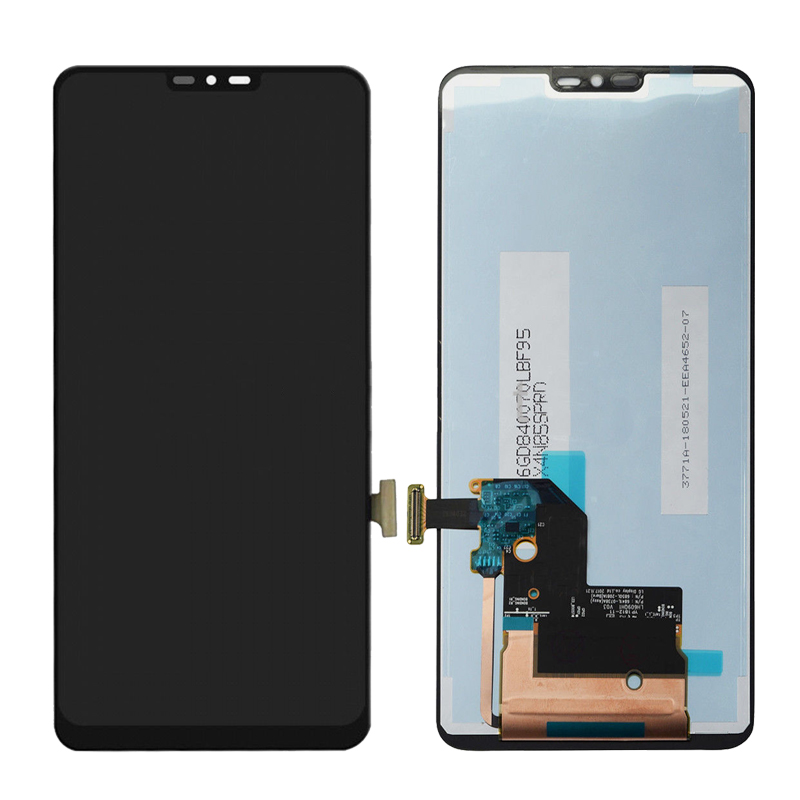 For LG G7 ThinQ LCD G710 G710EM G710PM G710VMP LCD Display + Touch Screen Digitizer Assembly Replacement Parts Free ShippingFor LG G7 ThinQ LCD G710 G710EM G710PM G710VMP LCD Display + Touch Screen Digitizer Assembly Replacement Parts Free Shipping