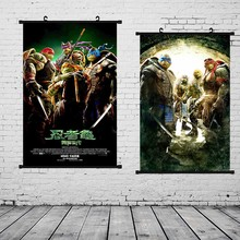 Ninja Turtles Poster and print Painting Home Decor Poster Donatello Painting movie Posters Michelangelo Painting полуботинки tm ninja turtles для мальчика