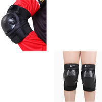 MTB Bike Cycling Elbow Knee Protection Guard Support Gears Motorcycle Motocross Skating Downhill Off Road Hockey Elbow Knee Pads
