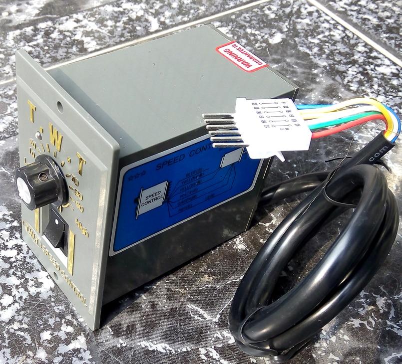 все цены на Free Shipping 180W US-52 AC 220V 50Hz Gear Motor speed regulator controller онлайн