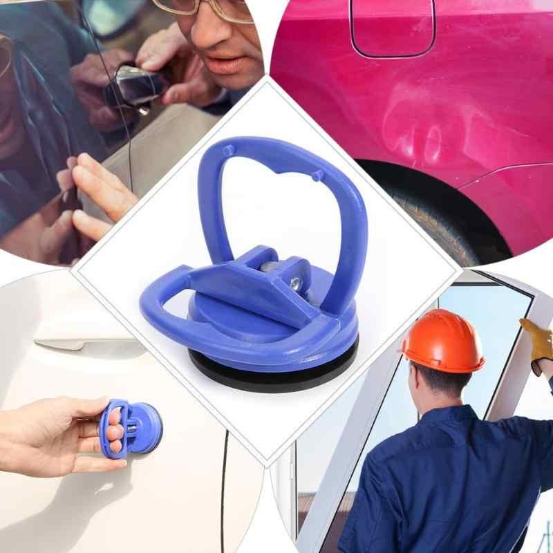 Mini Extractor de abolladuras de coche, extractor de abolladuras, herramientas de eliminación de abolladuras, fuerte ventosa, Kit de reparación de coche, elevador de Metal de vidrio, bloqueo útil