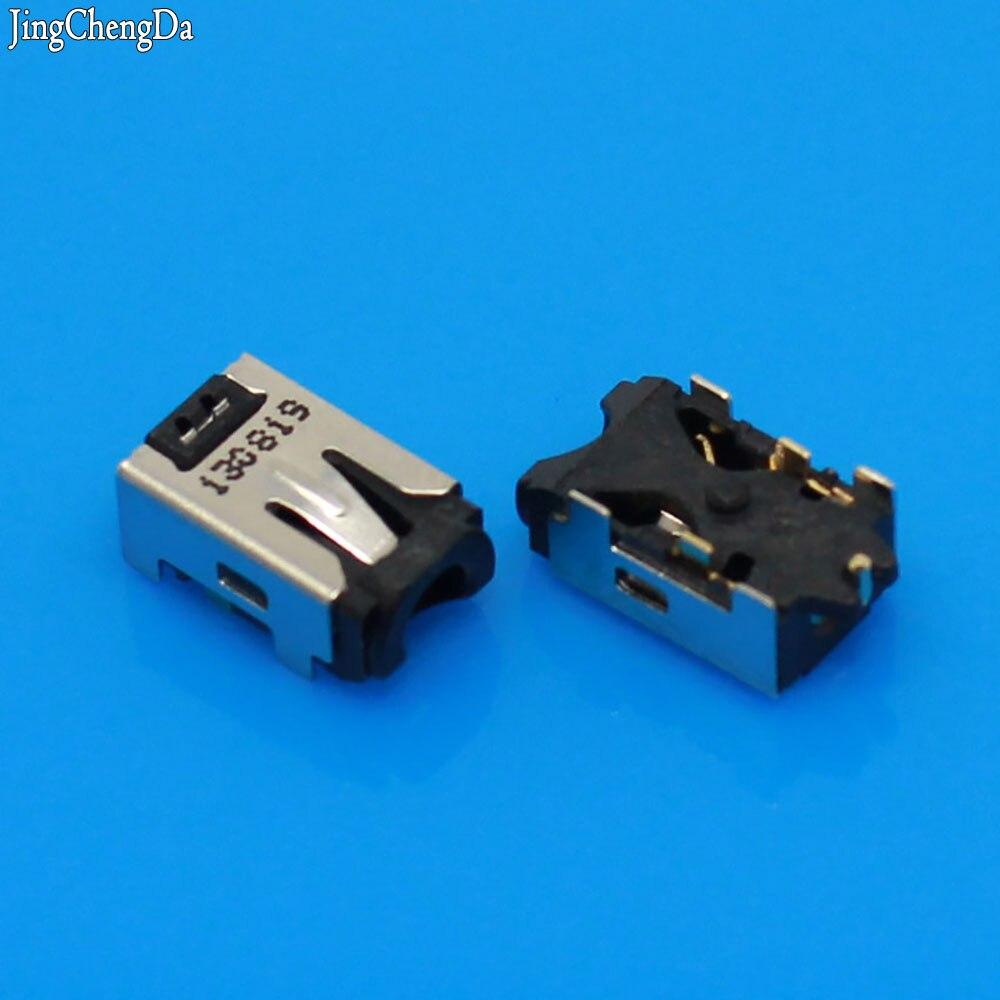 Jing Cheng Da MINI DC Power Jack socket Connector for ASUS Ultrabook power connector Netbook DC jack 7pin 2.5*0.7mm brand new dc power jack for asus g71 g71g g71gx g73 g73j g73jh g73jw g73sw x83 x83v x83vm m50vn m50s m50v m51v 2 5mm