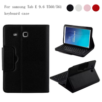 2 In 1 Removable Wireless Bluetooth Keyboard Case For Samsung Galaxy Tab E T560 T561 9