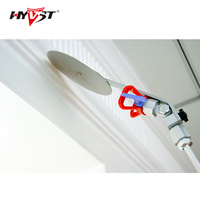 7/8 Universal Airless Paint Spray Lengthened Guide Accessory Tool that can add 517 Tip nozzle fits most Paint Sprayer guns