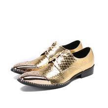 zapatos hombre vestir italian mens shoes brands square steel toe formal genuine leather loafers office