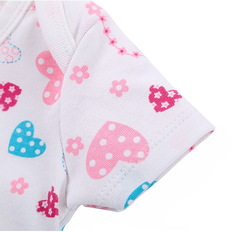 2016 Baby Boy Girl Clothes Body Cute Floral Short Sleeve Baby Bodysuits Overalls Ropa de Spring Next Newborn Summer Costume (95)
