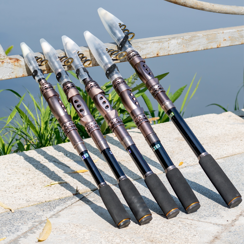 Telescopic Fishing Rod Ultralight Mini Protable Spinning Casting Fly Fishing Rod Carbon Fiber Sea Rod Carp Fishing Equipment jiadiaoni carbon fiber 3 6m 4 5m 5 4m 6 3m long telescopic spinning carp fishing rod ice fly fishing fishing rod fishing tackle
