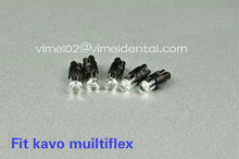 LED bulb with E generator for kavo fiber optic handpiece LED light  bulb compatible with kavo muiltiflex coupling