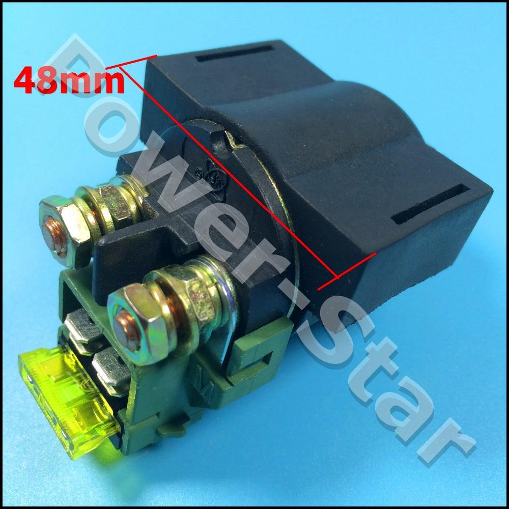 Starter relay solenoid atv for suzuki lt80 quadsport 1987 2005 1988 1989 1990 china