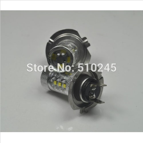 10X 80W High Power 16 Type H7 LED fog Bulbs For Hyundai Genesie Sonata Veloster Accent on High Beam Daytime Running Lights