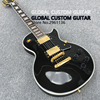 Custom LP Electric Guitar In Classical Piano Black Color Guitarra All Color Are Available Wholesale Free
