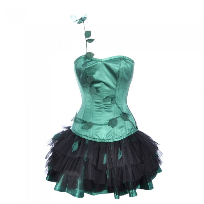 Buy poison ivy halloween costume and get free shipping on ...