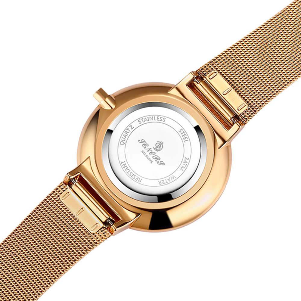 2017 yeni eğlence Milan askısı minimalizm lüks marka kemer bayanlar İzle nötr Bauhaus tasarım ultra-ince Casual saatı
