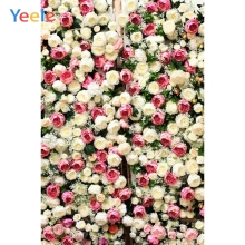 Yeele Rose Flowers Wedding Portrait Baby Photographic Backgrounds Professional Camera Photography Backdrops For The Photo Studio