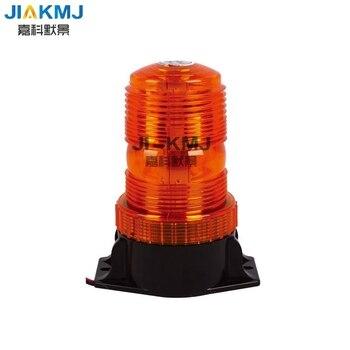 Hoge kwaliteit 10-110 V DC breed voltage heftruck veiligheidswaarschuwing licht, flash waarschuwingslampje geïnstalleerd buzzer schoolbus