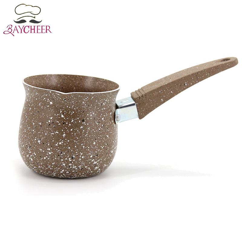 Aluminum Turkish Coffee Pot For Milk Soup Kitchen Cooking Tools