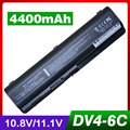 4400mAh battery for HP 462890-751 462890-761 HSTNN-LB72 HSTNN-LB73 for Pavilion DV4 dv5-1000 dv5-2000 dv6-1000 dv6-1100 dv6-1200