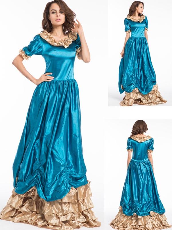 Costume victorian dress ball gown gothic lolita dress plus size custom