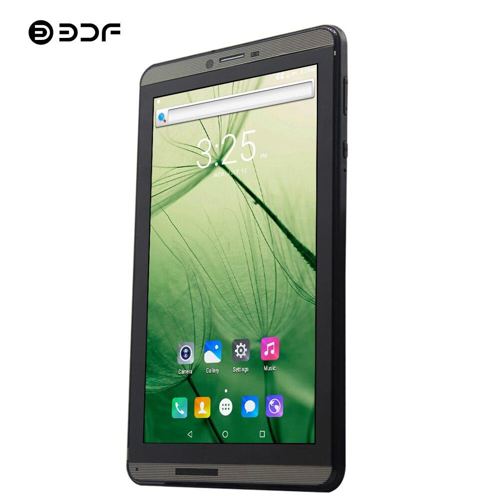 BDF 2019 新 7 インチタブレット子供のための 3 グラム電話タブレット SIM カードクアッドコアアンドロイド 6.0 子供錠 pc 1 ギガバイト + 16 ギガバイトのアンドロイドタブレット 7 10  グループ上の パソコン & オフィス からの Android タブレット の中 1