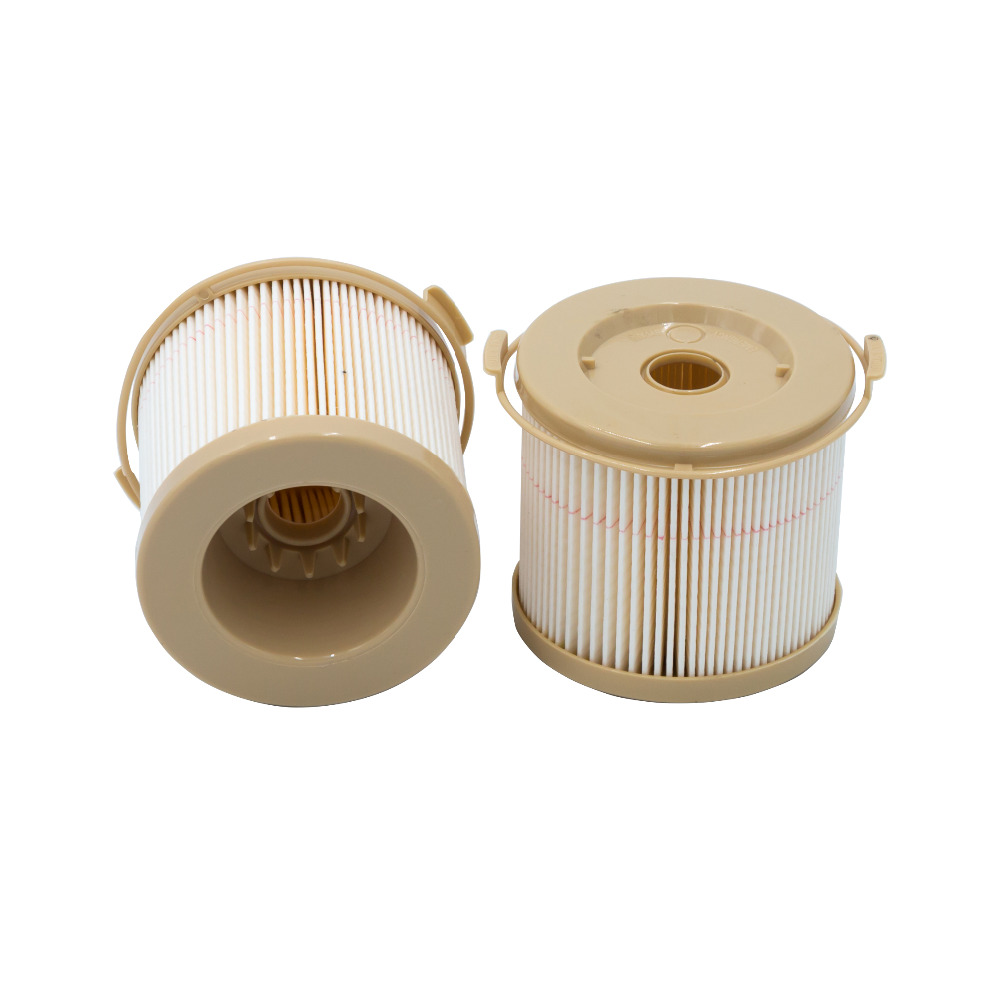 Turbine 2010pm 2pcs Element For 500fg 500fh Diesel Engine Fuel Filter Water Separator Replacement Truck Kit